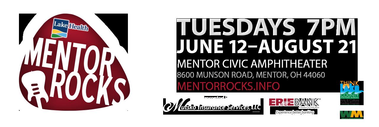 Mentor Rocks Logo